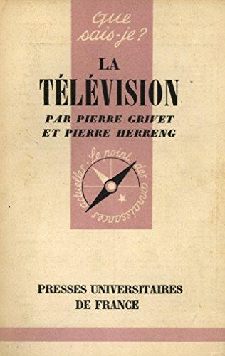 La télévision / Grivet / Herreng / Réf5483 par Grivet / Herreng
