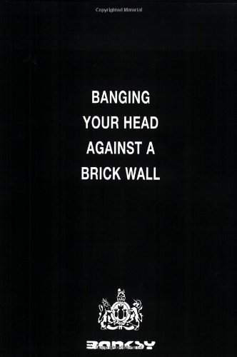 Banging Your Head Against a Brick Wall - Wall Brick Graphics