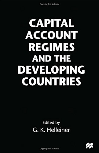 Capital Account Regimes in Developing Countries