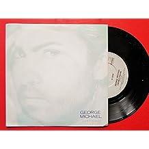 "Michael, George Father Figure 7"" Epic EMU4 EX/EX 1987 picture sleeve, Dutch pressing"