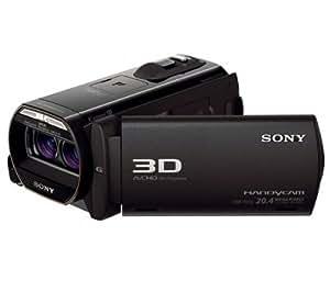 SONY 3D-Videokamera mit hoher Auflösung Handycam HDR-TD30VE + 2 JAHRE GARANTIE