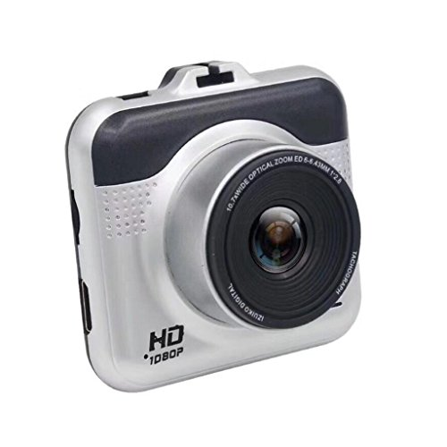 AutoKamera, Prevently AutoKamera Camcorder Kamera Video Rekorder Verstecktes Auto HD 1080P DVR Fahrzeug Kamera Video Recorder Dash Cam 2.2inch LCD-Bildschirm