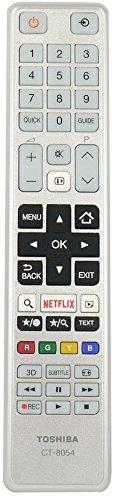 Original Mando a distancia ct de 8054, ct8054, rc48120para Toshiba televisor