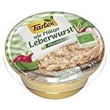 Tartex Bio Wie Pfälzer Leberwurst (1 x 120 gr)