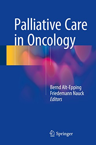 Palliative Care in Oncology (English Edition)