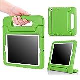 MoKo Case per Apple iPad Mini 3/2 / 1 - Custodia Protettiva Antiurto con Supporto per Bambini per Apple iPad Mini 3 2014, Mini 2 2013 e Mini 2012, VERDE
