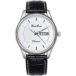 Business casual watches/ strap waterproof watch/Fashion quartz watch