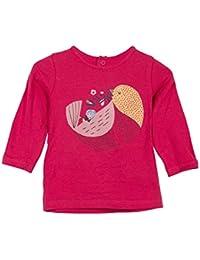 Catimini Ts ml Oiseau, T-Shirt Bébé Fille
