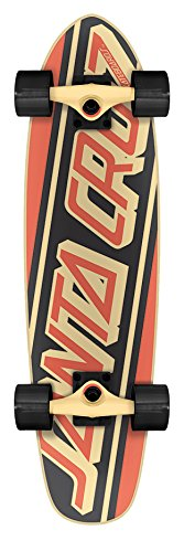 Santa Cruz Skateboard Longboard Flex Strip, Red, 6.9 Zoll, SANLOBFLST