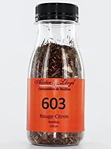 Alister & Lloyd - Thé Rooibos - 603 Rouge Citron