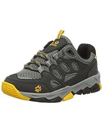 Jack Wolfskin Mtn Attack 2 Low K, Chaussures de Randonnée Basses mixte enfant