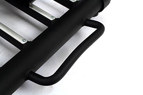 MAXXUS® Ellipsentrainer 10.1 Pro – Magnet- und Luftantrieb. Crosstrainer mit elliptischem Bewegungsablauf. Gelenkschonende, flache und elliptische Bewegung. 150kg Benutzergewicht - 9