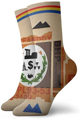 REordernow Kurze Socken Flag of Navajo Nation Adult Short Socks Cotton Fun Socks for Mens Womens Yoga Hiking Cycling Running Soccer Sports -