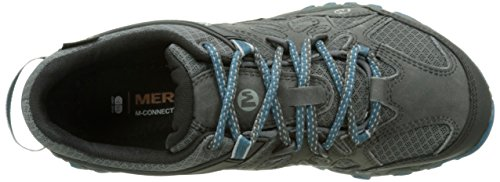 Merrell All Out Blaze Ventilator Gore-Tex, Chaussures de Randonnée Basses Homme Multicolore (Grey/Multi)