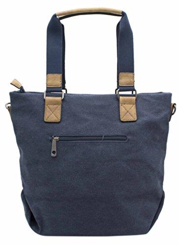Hello Bag!, Borsa tote donna Bleu Marine