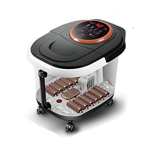 LG-ZWHLZ Elektrisches Fußbad Fußmassagegerät Fußbad Massage Fußwaschmaschine Elektroheizung Fußbad Home Spa Sauna Fußmassagegerät - Lg Spa