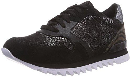 Tamaris23610 - Sneaker donna Multicolore (Mehrfarbig (Black Comb 098))