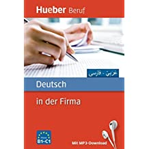 Deutsch in der Firma: Arabisch, Farsi / Buch mit MP3-Download