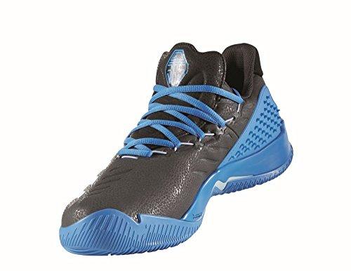 adidas Herren Ball 365 Low Basketballschuhe grau / blau