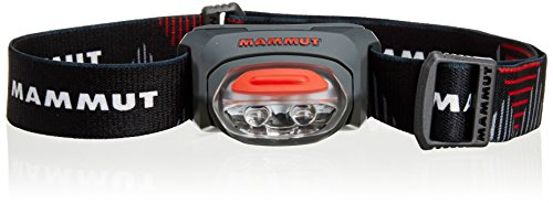 Mammut Stirnlampe T-Base, Smoke, One Size, 2320-00321-0213