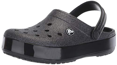 Crocs Unisex Adults' Crocband Glitter Clog