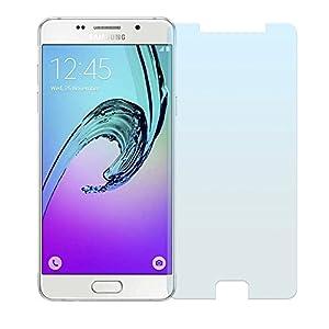 Samsung Galaxy A9 2016 Panzerglas, NEVEQ® Schutzfolie aus hochwertigem gehärtetem Glas für Samsung Galaxy A9 (2016) (6.0) Zoll-Display mit lebenslanger Garantie, Abdeckungshaut mit 9H-Härte Displayfolie.