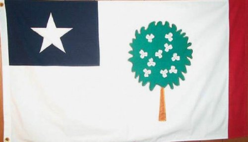 New 3 x 5 ft Mississippi Republik State Of Flagge