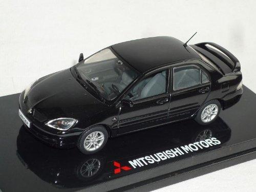 Vitesse Mitsubishi Lancer Limousine Schwarz 2003-2008 7. Generation Cso 1/43 Modell Auto Modellauto - 2007 Mitsubishi Lancer