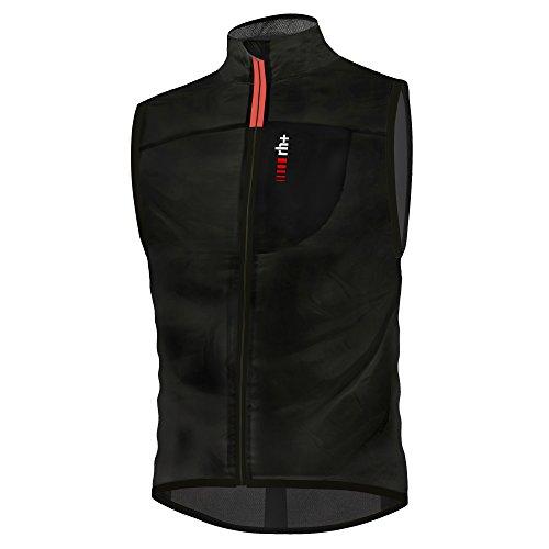 RH+ Aquaria Pack Vest Giacche, Uomo, Nero (Nero), L