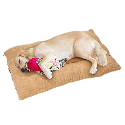 AcornPets B1 Super Warm Soft Large Dog Bed Pillow Puppy Cat Pet Comfy Fur Fleece ... by YOYO INFO UK LTD