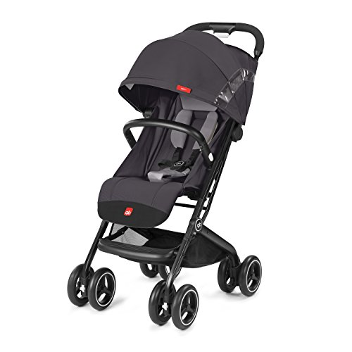 GB Gold 618000463 Qbit +, Buggy, Collezione 2018, Silver Fox Grey