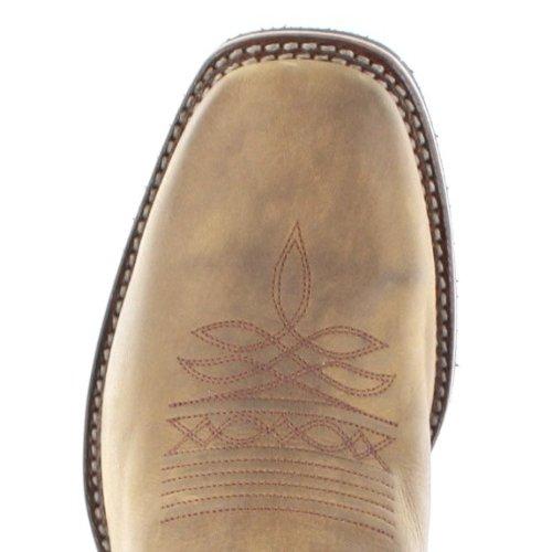 Sendra Boots Westernreitstiefel, Stivali western uomo Marrone (Tang)
