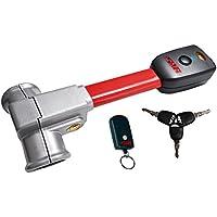 8001102 SWAT Lock PRO-S Canne antivol bloque volant avec alarme et télécommande pour voitures, camping car