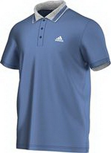 adidas Herren Shirt Sport Essentials Polo Blau