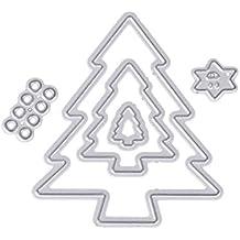 Suchergebnis Auf Amazonde Für Stanzschablone Weihnachtsbaum