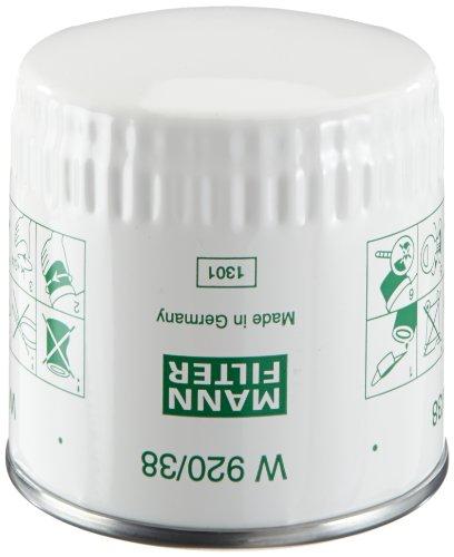 Preisvergleich Produktbild Original MANN-FILTER Ölfilter W 920 / 38 – Für PKW