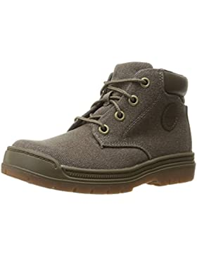 Timberland Unisex-Kinder Ramble Wild Lacecanteen Canvas Chukka Boots