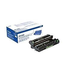Brother DR3400 Tamburo Originale per Stampanti HLL5000D, HLL5100DN, HLL5200DW, HLL6300DW, DCPL5500DN, MFCL5700DN, MFCL5750DW, DCPL6600DW, MFCL6800DW, Capacità fino a 30.000 Pagine