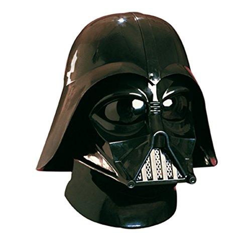 Darth Vader Maske und Helm Star Wars Kostümset Erwachsene Sith Lord Kostüm Zubehör Lizenzartikel Lizenzware