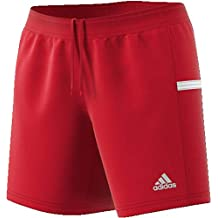 Amazon.it  pantaloncini adidas donna - Rosso 8b5ac40bd90b