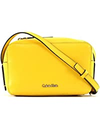 Calvin Klein Frame Camera Bag Sunflower
