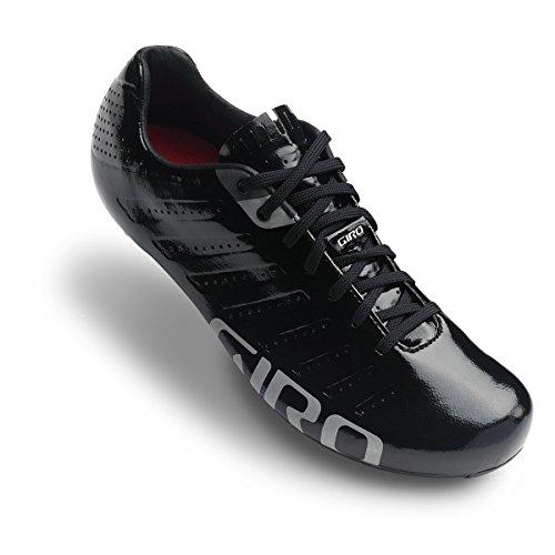 Giro Empire SLX - Chaussures - noir 2017 chaussures vtt shimano Black/Silver