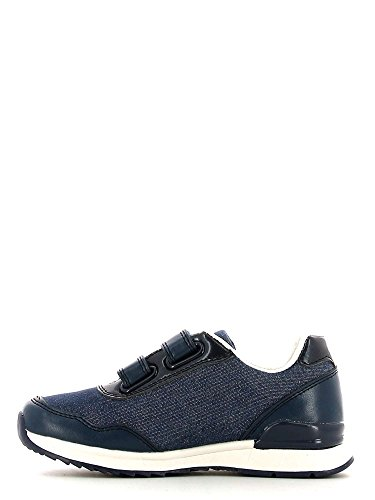 Geox J Maisie Girl C, Scarpe Low-Top Bambina Blu