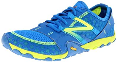 New Balance MT10 D 230991-60 Herren Laufschuhe, Blau (BY2 BLUE/YELLOW 51), 40.5