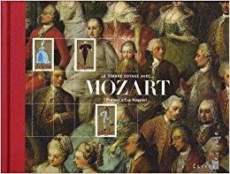 Le timbre voyage avec... Mozart
