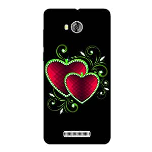 Lava A73 Designer Soft Case Mobile Back Cover from FASHEEN