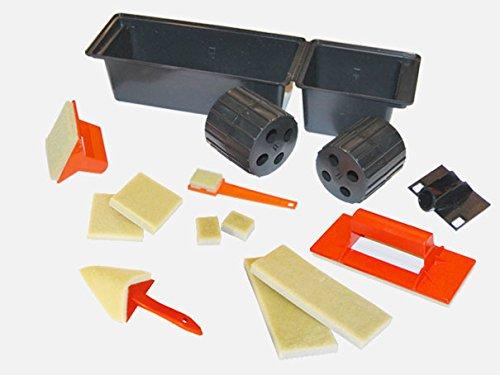 Painter, Universalpainter, Speedpainter, Brushmaster, Streichsystem Malerstreich-Set