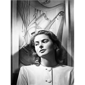 Posterlounge Acrylglasbild 30 x 40 cm: Ingrid Bergman von Granger Collection – Wandbild, Acryl Glasbild, Druck auf Acryl Glas Bild