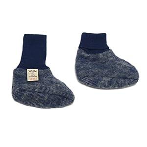 Cosilana - Botines para bebé (lana merina) 6