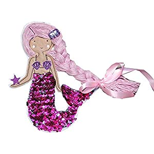 Aufnäher Meerjungfrau XL, C-Fashion-Design